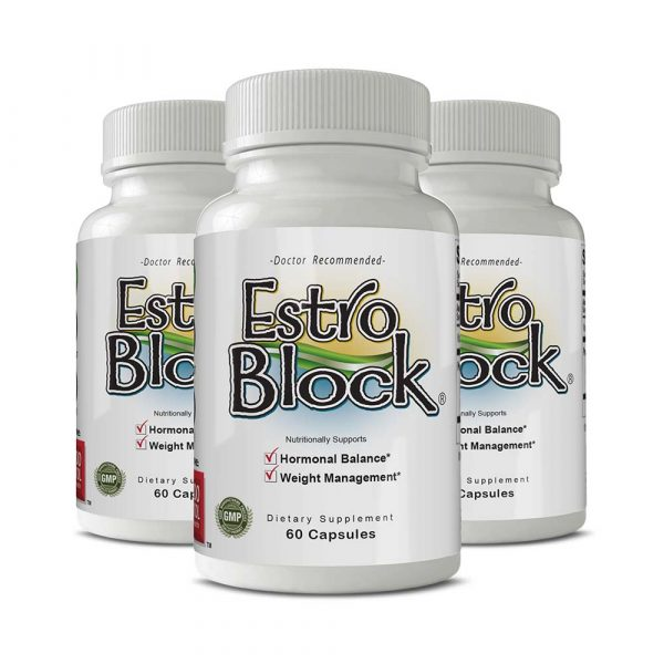 Estroblock 3 Pack